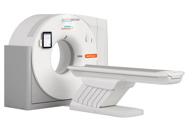 Nuova TAC Siemens Somatom Go Up Scanner